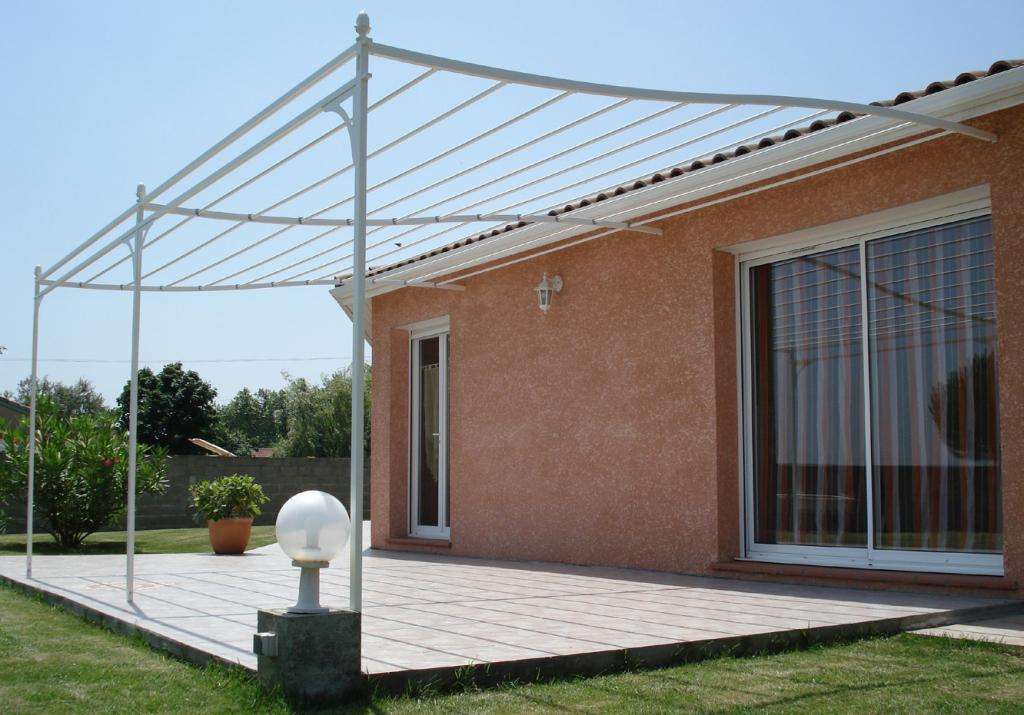 Pergolas fixes